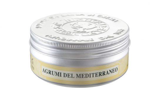 Creme de Barbear Agrumi del Mediterraneo - Saponificio Bignoli C.