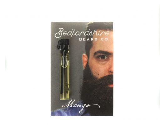 amostra oleo para barba manga 2ml