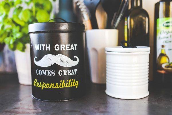 Barba na Cozinha: Que Cuidados de Higiene Deve ter
