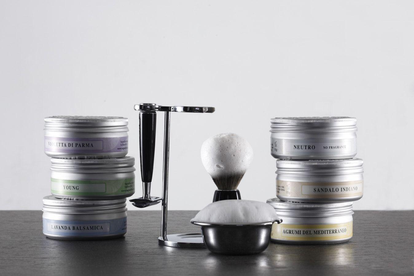 Cremes de Barbear - Saponificio Bignoli C.