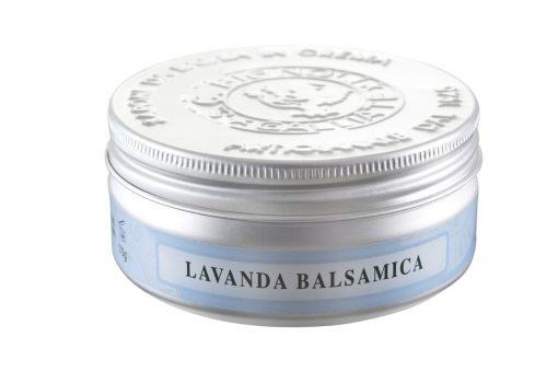 Creme de Barbear Lavanda Balsâmica - Saponificio Bignoli C.