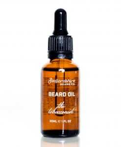Óleo para barba the tobacconist bedfordshire beard co barbudos