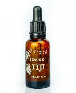 oleo para barba fiji 30ml edicao limitada