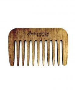 pente largo de madeira bedfordshirebeard barbudos