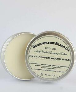 Bálsamo barba Pimenta Negra barbudos.pt