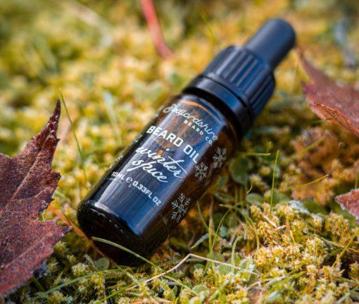 winter spice oleo para barba barbudos outdoor